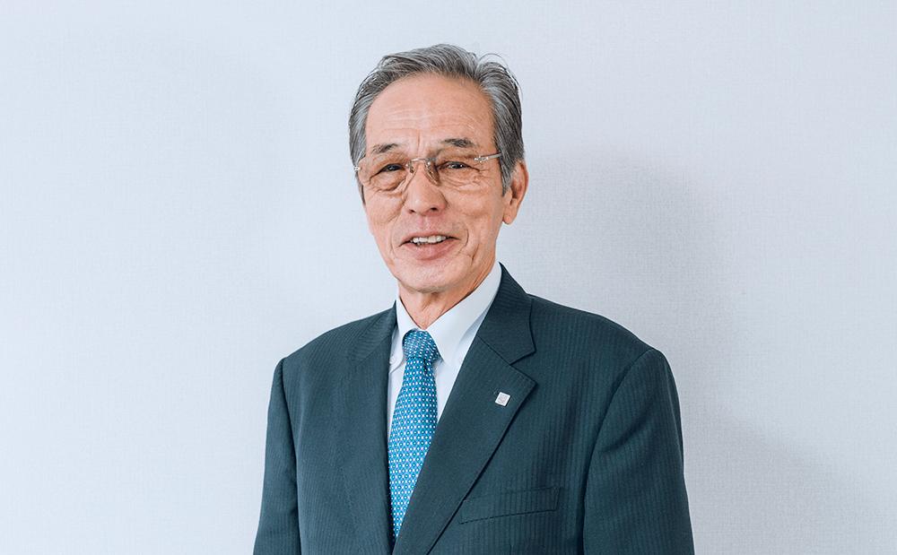 小村隆一代表取締役社長